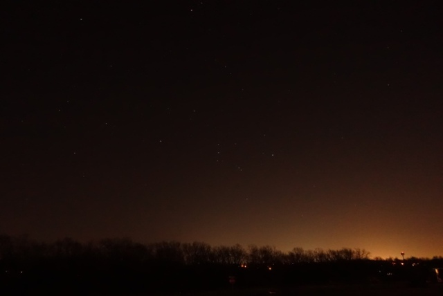 Orion, Constellations, Night Sky, Star Gazing, Kansas City