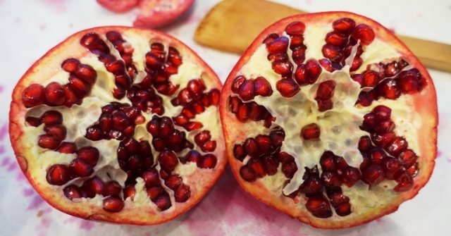 Pomegranate Jelly, Pomegranate, Seeds, Jelly, Cooking, Canning
