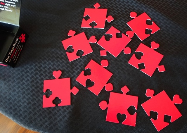 Puzzles, One Tough Puzzle, Solve the Puzzle , Puzzle Solution