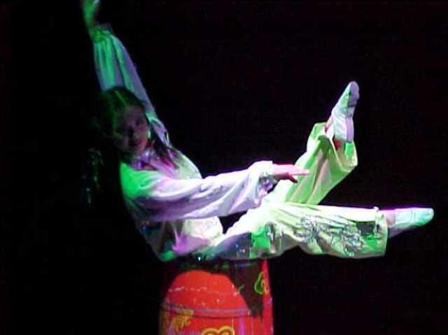 Chinese Circus, Shanghai, Acrobats, flexible