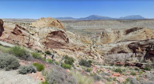 Escalante, Utah, National Monument, Utah, Hiking, Virtual Hike