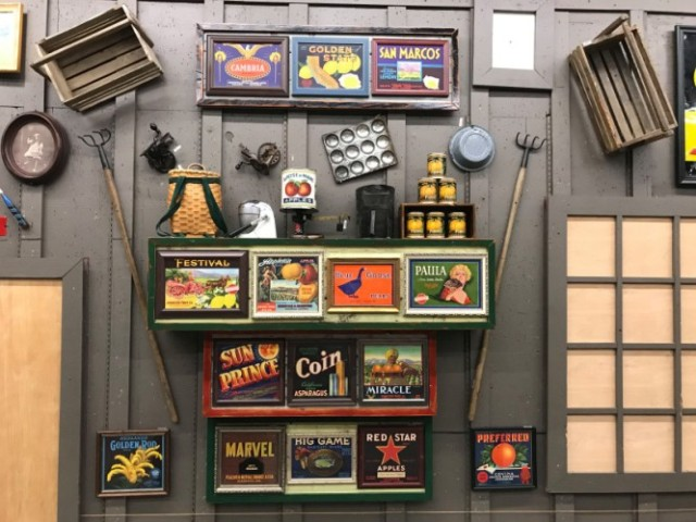 Cracker Barrel, Victorville, California, Nostalgia, Antiques