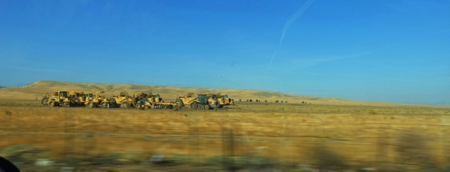 Tracy Hills, Construction, Tracy, California, Large Development