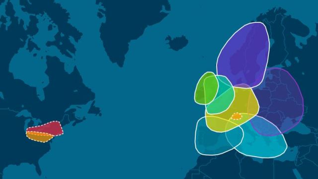 DNA Testing, Genetic Map, Ancestry DNA