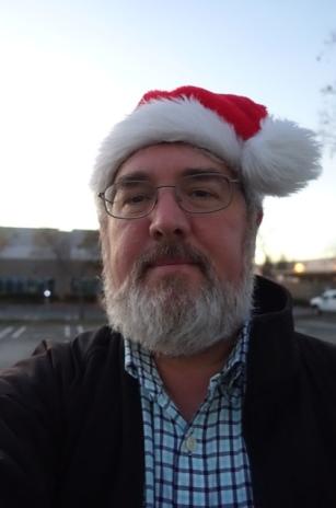Santa Hat, Christmas Time, December