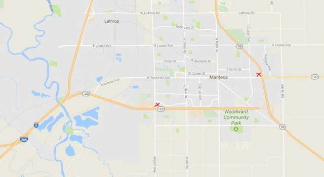 Chick-fil-A, Manteca, California, Approval, Airport Way, Never Built