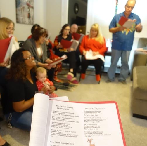 Holiday Singing, Carols, 12 Days of Christmas