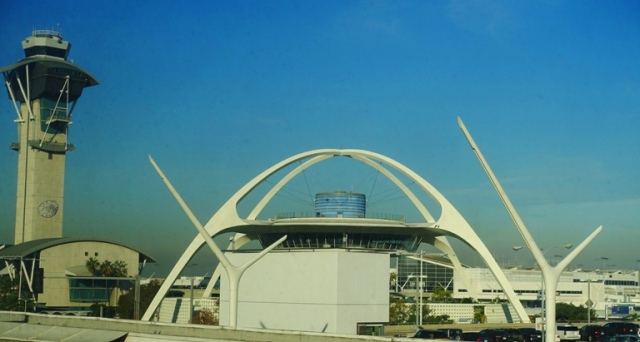 Los Angeles, LAX, International Airport, Iconic Structures