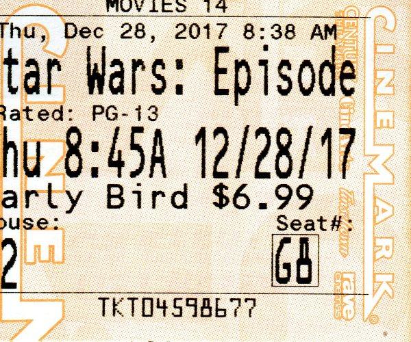 Star Wars, Last Jedi, Episode 8, Movies