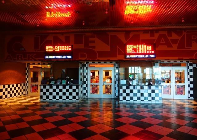 Movie Lobby, Theater, Cinemark, Star Wars, Tickets