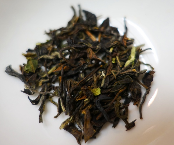 Darjeeling First Flush, Formosa Superior Oolong, Tea, Combination, Diplomat's Tea