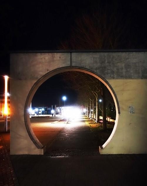 Lobeda West, Jena, Germany, Circle Walk