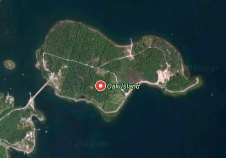 Curse of Oak Island, Mahone Bay, Nova Scotia