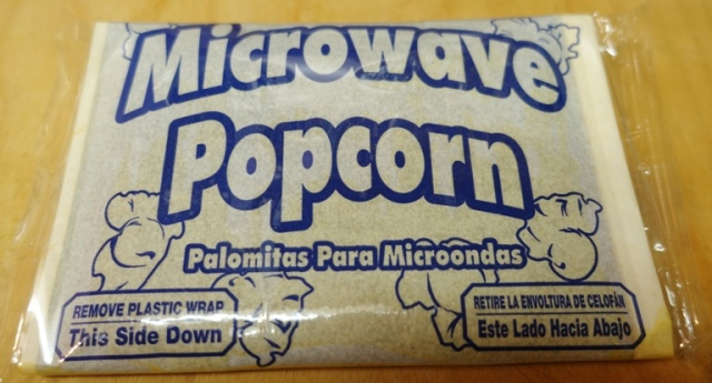 Microwave Popcorn, Buttered Popcorn, National Popcorn Day