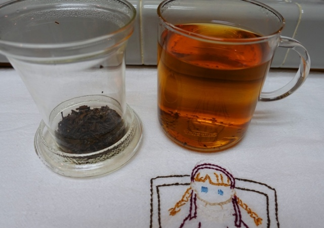 tea, hot tea, lapsang souchong, smoky tea, Fujian Province