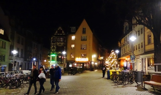 Wagnergasse, Jena, Germany, Restaurants