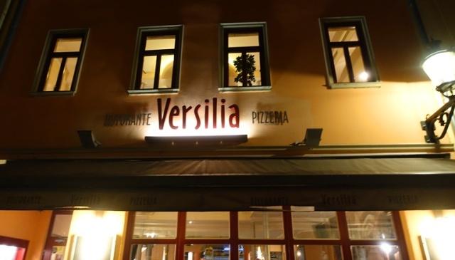 Versillia, Jena, Germany, Wagnergasse, Italian Restaurant