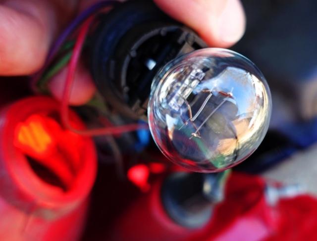 Blinkger bulb, tail light lamp, blinker fluid, Pontiac G6