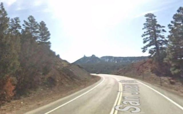 Colorado, Chimney Rock, Route 160, Virtual Hike