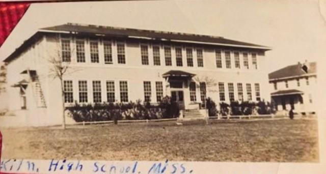 Kiln High School, Brett Favre, Grandpa, Same School