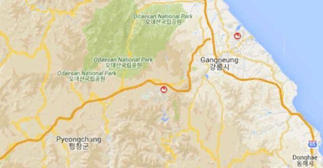 Pyeongchang County, South Korea, Olympics, Winter Olympics