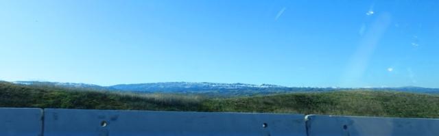 Altamont, Livermore Hills, Snow, Snow Level