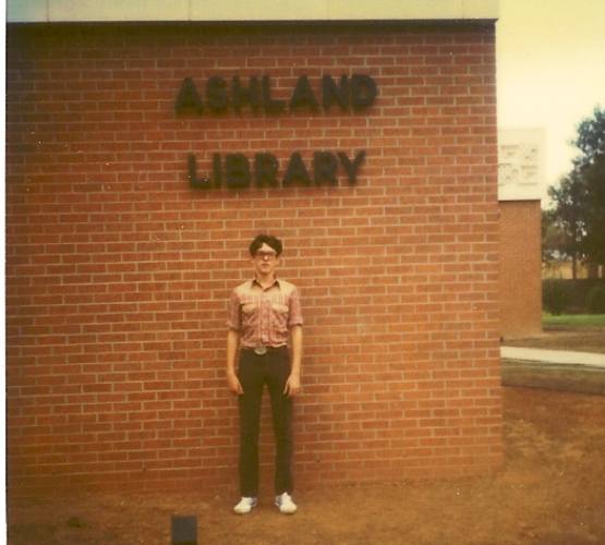 Ashland Kansas, Library, New library, eagle project