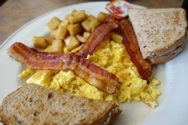 High Park, Breakfast, Friday, Toronto