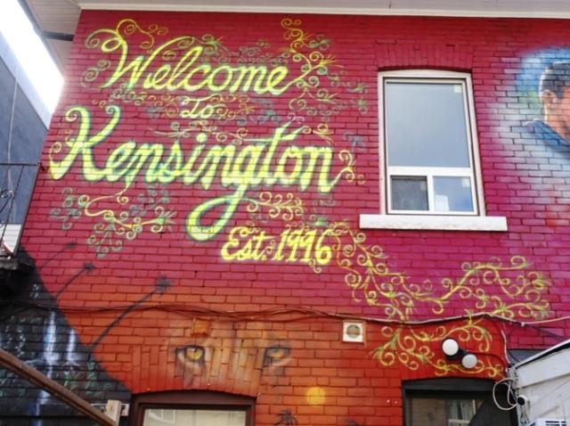 Kensington, Toronto, Graffiti, Street Art