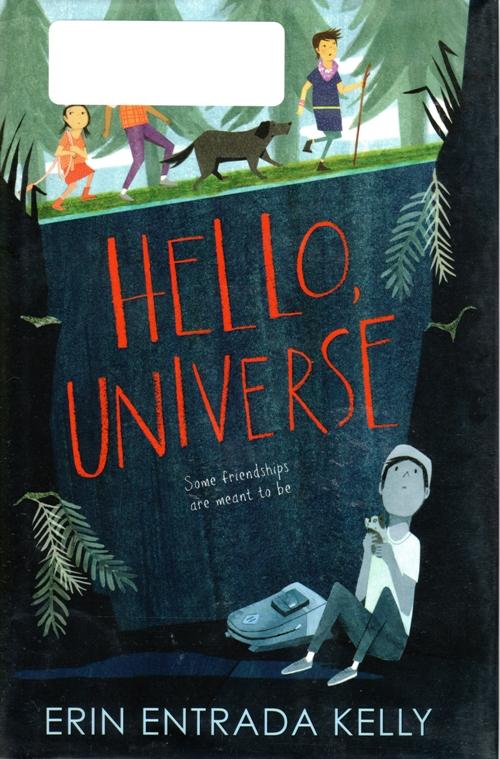 Hello Universe, 2018 Newbery Medal, Newbery Awards, Erin Entrada Kelly