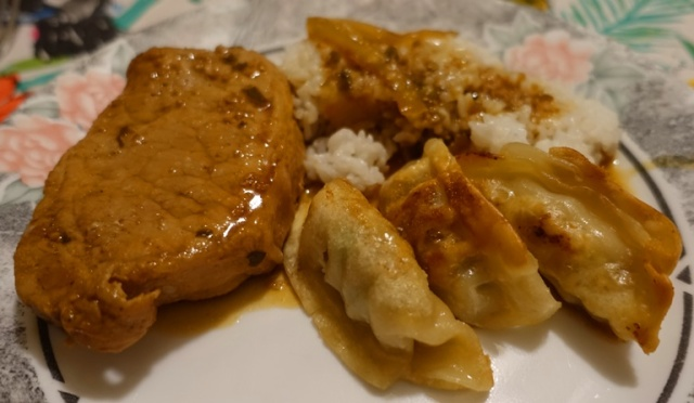 Good Food, Home Cooked Meal, Pot Stickers