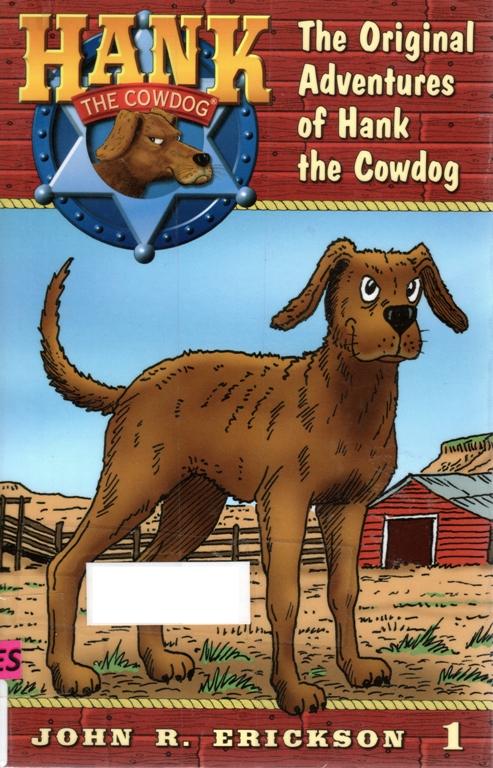 Hank the Cowdog, Coyote, John Erickson