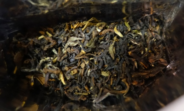 Oolong Tea Leaves, Heavy Oxidation, Darjeeling Oolong, Indian Tea
