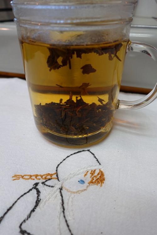 Infuser, Infusing, Oolong Tea, Indian Tea, Heavy Oxidation