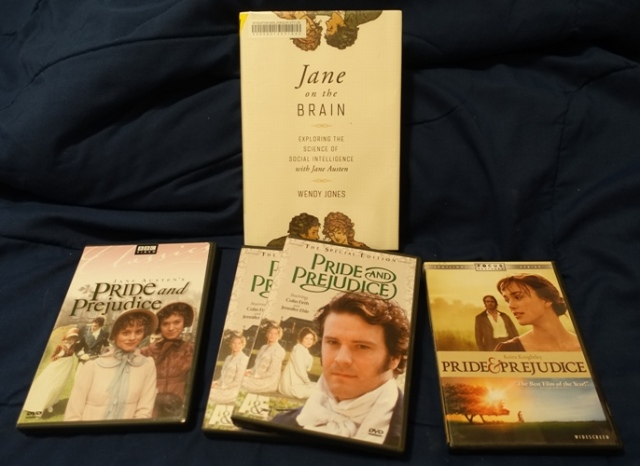 Pride and Predjudice, Colin Firth, Jane Austen, Austen Movies, Jane on the Brain