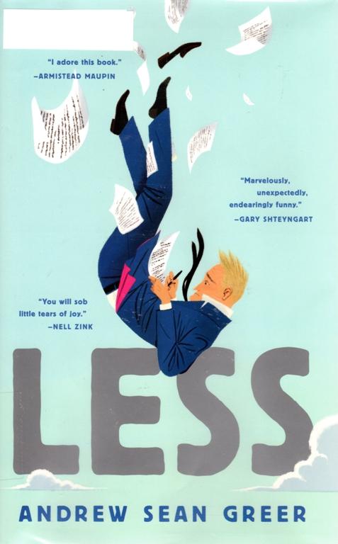 Less, Andrew Sean Greer, Pulitzer winner, 2018