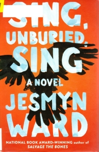 Sing, Unburied, Sing, Jesyn Ward, 2018 Pulitzer Possible