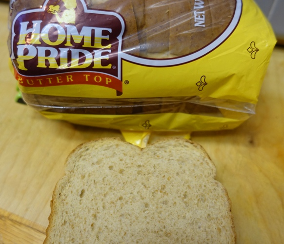 Home Pride Bread, PBJ, National Peanut Butter and Jelly Day