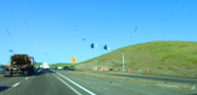 Metering lights, Altamont, I-580, Commute, Exit ramp surfing, cutting in line