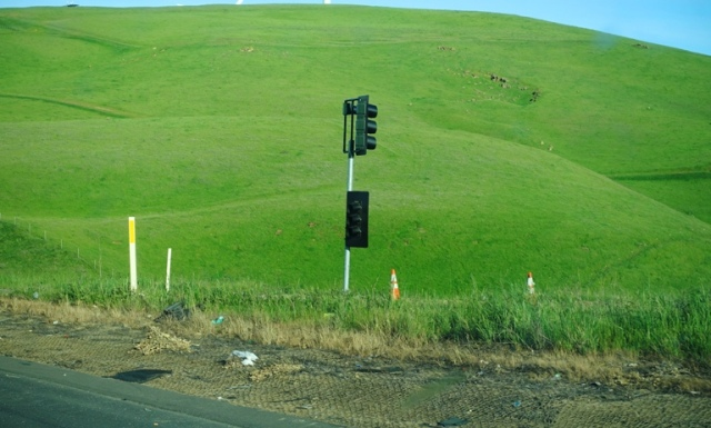 Metering Light, Altamont, Flynn Road