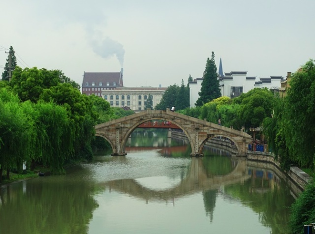 Gaoqiao, Song Dynasty, China, Old Bridge
