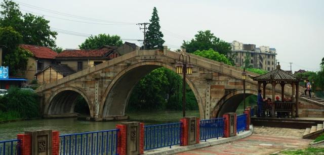 Gaoqiao, Song Dynasty, China, Old Bridge