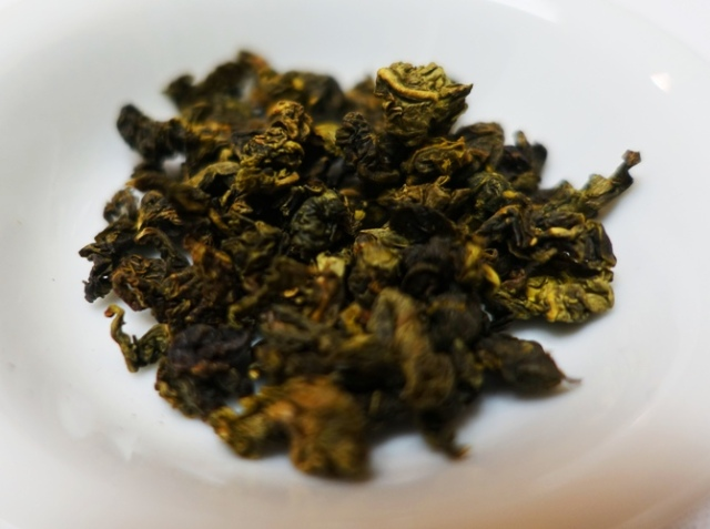 Milk Oolong, Imitation, tea leaves, Oolong tea