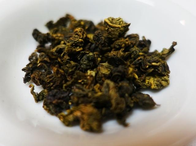 Milk Oolong, Imitation, tea leaves, Oolong tea