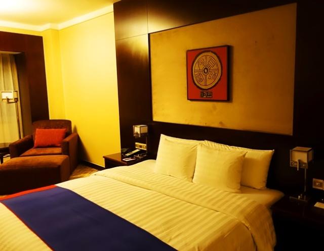 Crowne Plaza, Holiday Inn, Pudong, Shanghai, china