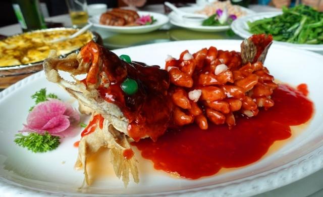 Fish in China, Cuisine, Suzhou, Chinese Food