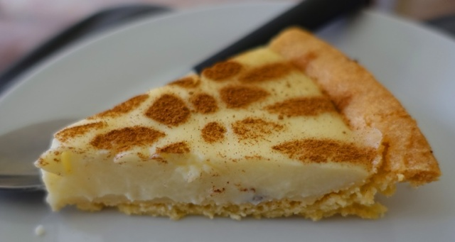 melktert, South Africa, Milk Tart