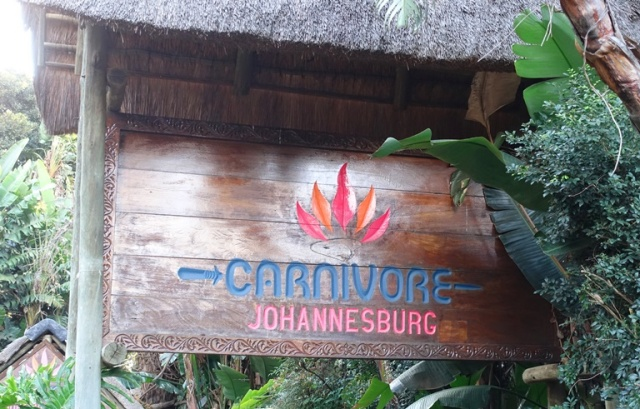 Carnivore, Johannesburg, South Africa, Restaurant, Meat