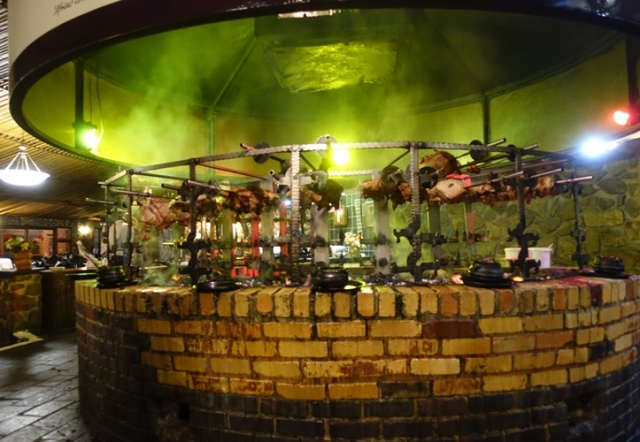 Carnivore, Churrascaria, Johannesburg, Game Meat
