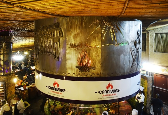 Carnivore, Johannesburg, Grill, Unique restaurant